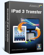 Aiseesoft iPad 3 Transfer Coupon