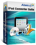 Exclusive Aiseesoft iPad Converter Suite Discount Coupon