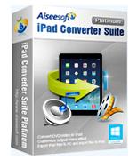 15% off – Aiseesoft iPad Converter Suite Platinum