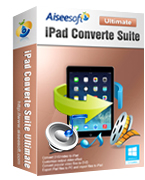 Aiseesoft iPad Converter Suite Ultimate Coupon – 40% OFF