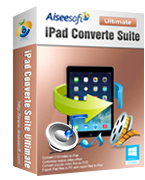 15% Aiseesoft iPad Converter Suite Ultimate Coupon