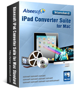 Aiseesoft iPad Converter Suite for Mac discount Coupon 15% OFF