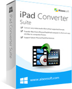 Aiseesoft iPad Converter Suite Coupon Code – 40% Off