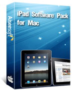 Aiseesoft iPad Software Pack for Mac Coupon – 40%