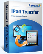 Aiseesoft iPad Transfer Coupon Code