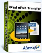 Aiseesoft iPad ePub Transfer Coupon 15% Off