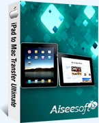 Aiseesoft iPad to Mac Transfer Ultimate Coupon – 40% Off