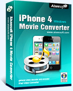 Aiseesoft iPhone 4 Movie Converter Coupon Code 15% Off