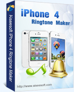 15% Aiseesoft iPhone 4 Ringtone Maker Coupons