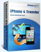 Aiseesoft iPhone 4 Transfer – 15% Sale