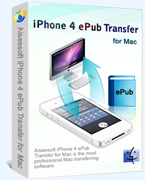Aiseesoft Studio – Aiseesoft iPhone 4 ePub Transfer for Mac Coupon Code