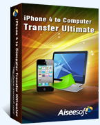 40% OFF Aiseesoft iPhone 4 to Computer Transfer Ultimate Coupon