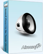 Aiseesoft iPhone 4 to Mac Transfer Ultimate Coupon Code – 40%