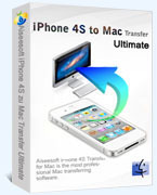 Aiseesoft iPhone 4 to Mac Transfer Ultimate Coupon