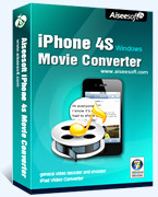 Aiseesoft iPhone 4S Movie Converter – Exclusive 15 Off Discount