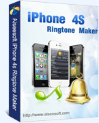 Aiseesoft iPhone 4S Ringtone Maker Coupon