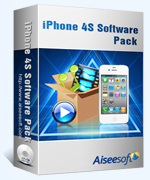 Aiseesoft iPhone 4S Software Pack – Exclusive 15% Off Coupons