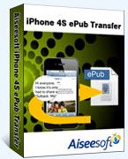 Aiseesoft iPhone 4S ePub Transfer Coupon – 40%