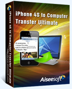 Aiseesoft iPhone 4S to Computer Transfer Ultimate – 15% Off