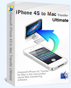 15% OFF – Aiseesoft iPhone 4S to Mac Transfer Ultimate