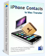 Aiseesoft iPhone Contacts to Mac Transfer – Exclusive 15% off Coupons