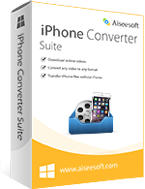 15% OFF – Aiseesoft iPhone Converter Suite