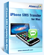 Aiseesoft iPhone SMS Transfer for Mac Coupon Code – 40%