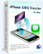 Aiseesoft Studio – Aiseesoft iPhone SMS Transfer for Mac Coupon Deal