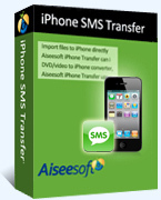 Instant 15% Aiseesoft iPhone SMS Transfer Coupon