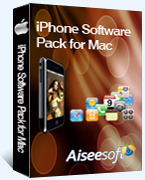 Aiseesoft Studio – Aiseesoft iPhone Software Pack for Mac Coupon Deal