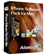 Aiseesoft iPhone Software Pack for Mac Coupon – 40% Off