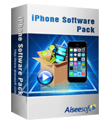 Aiseesoft iPhone Software Pack Coupon – 40%