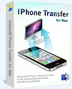 Instant 15% Aiseesoft iPhone Transfer for Mac Coupon