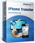 Aiseesoft iPhone Transfer – 15% Sale