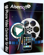 Aiseesoft iPhone Video Converter for Mac Coupon Code