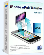 15% OFF – Aiseesoft iPhone ePub Transfer for Mac