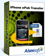 Aiseesoft iPhone ePub Transfer Coupons 15% Off