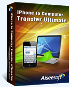 15 Percent – Aiseesoft iPhone to Computer Transfer Ultimate