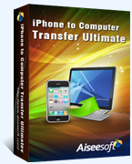 Aiseesoft iPhone to Computer Transfer Ultimate Coupon – 40%