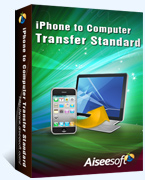 Aiseesoft iPhone to Computer Transfer Coupon – 40%