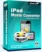 15 Percent – Aiseesoft iPod Movie Converter