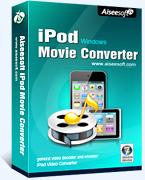 15 Percent – Aiseesoft iPod Movie Converter