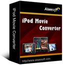 40% Off Aiseesoft iPod Movie Converter Coupon Code