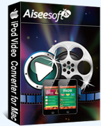 Aiseesoft iPod Video Converter for Mac – 15% Discount