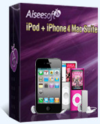 Aiseesoft iPod + iPhone 4 Mac Suite – Exclusive 15% off Coupon
