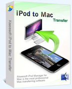 15% off – Aiseesoft iPod to Mac Transfer