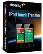 40% OFF Aiseesoft iPod touch Transfer Coupon