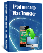 Aiseesoft iPod touch to Mac Transfer Coupon Code – 40%