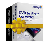 Aiseesoft iRiver Converter Suite Coupon – 40%