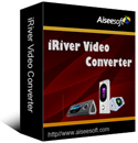 Aiseesoft iRiver Video Converter Coupon – 40%